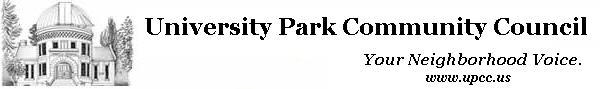 UPCC: University Park Community Council