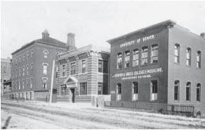 Colorado Seminary - Downtown Denver